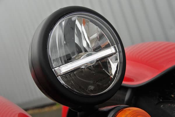 Caterham LED Headlight Inner 5